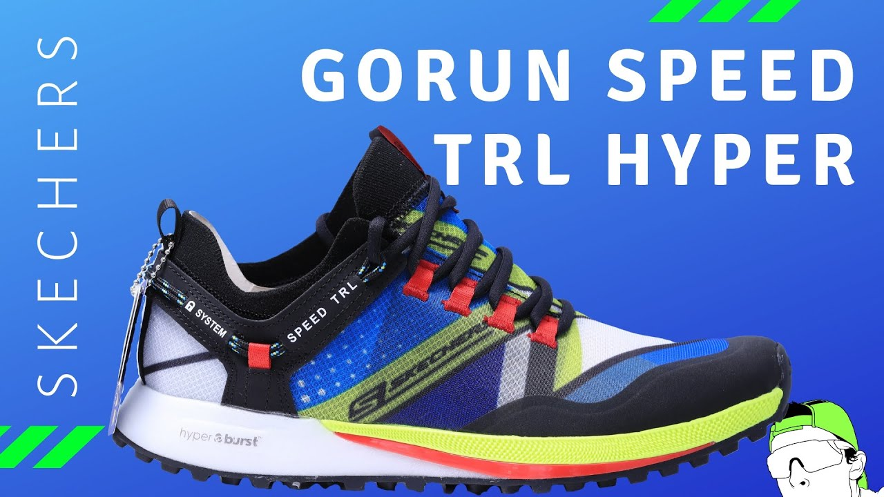 Skechers GORun Speed TRL Hyper First