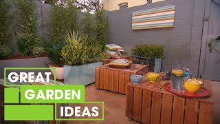 How To Make A Moveable Garden | Gardening | Great Home Ideas