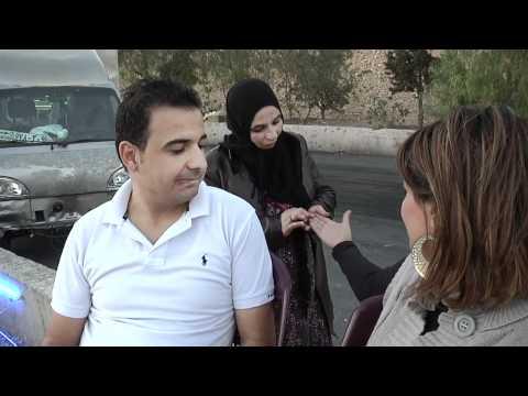 couple Damascus Road SIde Cafe   YouTube sharing