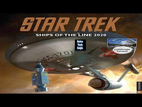 star-trek-ships-of-the-line-calendar-2020