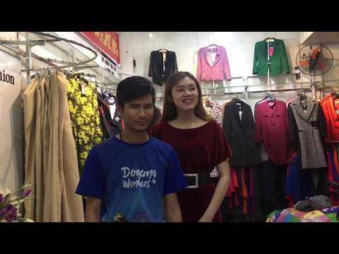 Xuân Hòa hát rong đường phố l Bị Chủ Shop Quần Áo Bắt Cóc Giữ Chợ