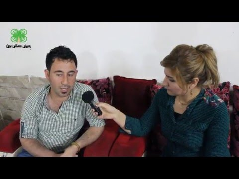 Interviews with Syrian refugees from Kobani (in Kurmanji Kurdish)
