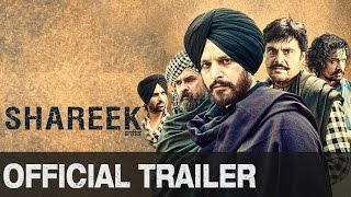 Shareek | Official Trailer | Jimmy Sheirgill, Mahie Gill, Simar Gill, Kuljinder Sidhu, Oshin Brar Thumb
