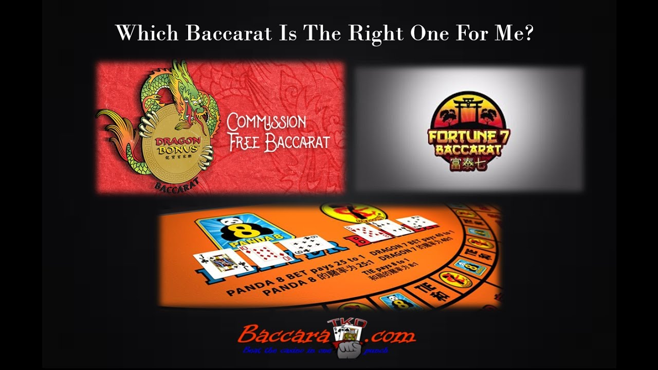 Fortune 7 Baccarat