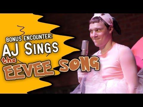 """AJ Sings """"The Eevee Song"""" (Bonus Encounter)"""