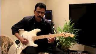 Amma Endrazhaikkaatha Guitar Instrumental- By: Nada Jeyadevan