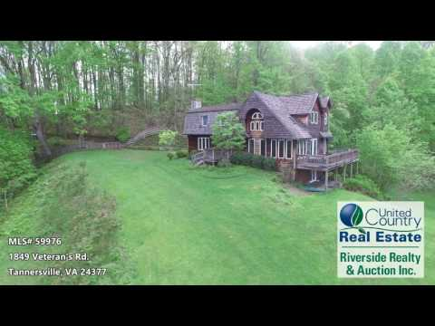 Home and Land for Sale in Tannersville | Tazewell Virginia Real Estate
