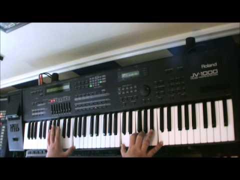 Roland Vintage Synth Expansion Board SR-JV80-04 Part 2