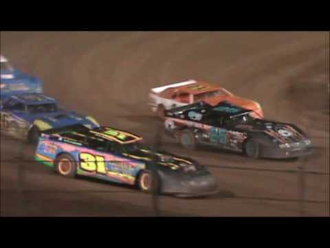 Crate Sportsman Feature Lernerville Speedway 8/26/16