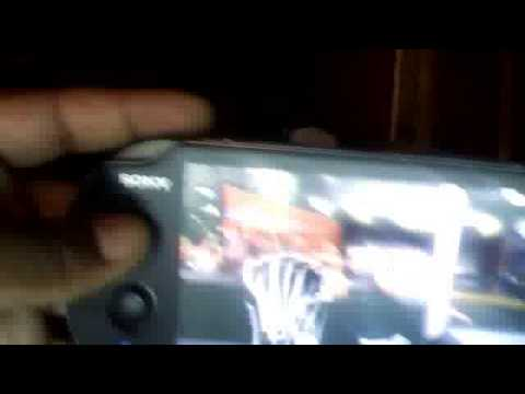 w w e smackdwn vs raw gameplay psvita wut youtube