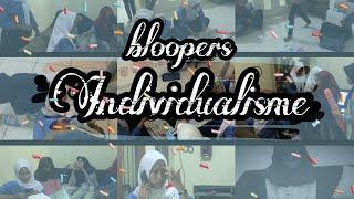 Bloopers : SHORT MOVIE INDIVIDUALISME