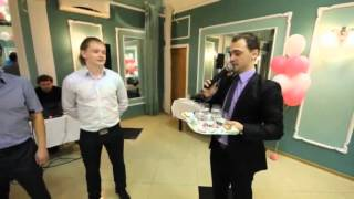 Ведущий на свадьбу, корпоратив, юбилей в Спб Алексей