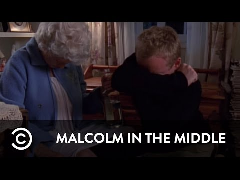 Francis Spends Christmas with Grandma | Malcolm In The Middle