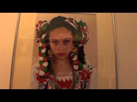 2013 -03- 06 Hetgewildewesten Colores con espiritu expo Marjan Borsjes en Adelina Reyes