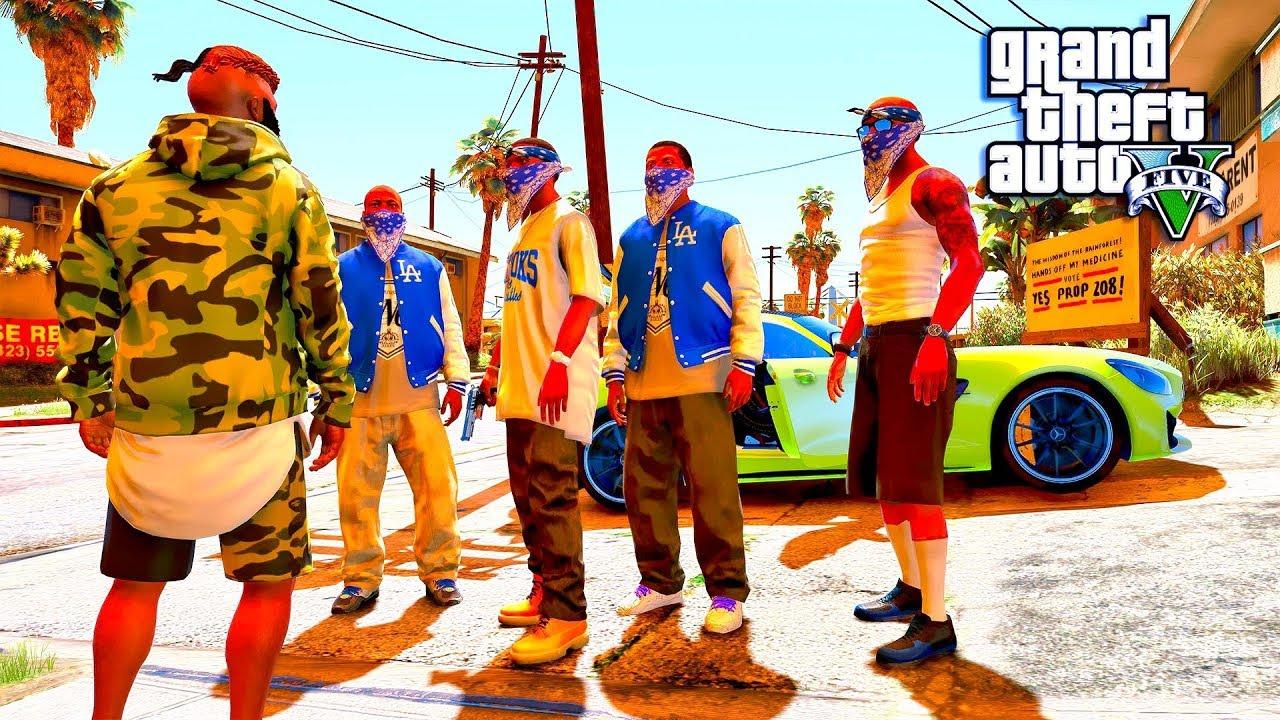 Download GTA 5 REAL LIFE MOD #18 WRONG BLOCK! (GTA 5 REAL LIFE MOD)