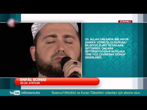 Ercan Kiraz - Enfal (20-25 Kur'an-ı Kerim Tilaveti (Aşir)