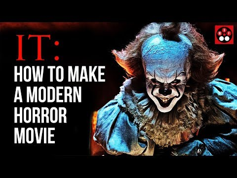 It (2017) — How to Make a Modern Horror Movie