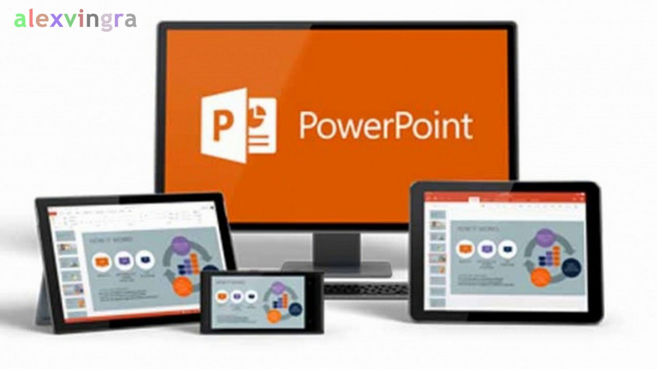 PowerPoint Как вставить видео или футаж для создания красивой презентации