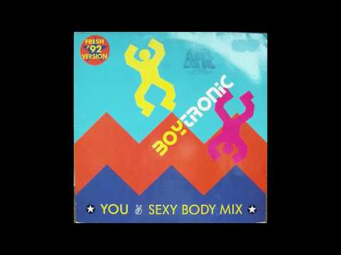 Клип Boytronic - You (Sexy Body Mix)