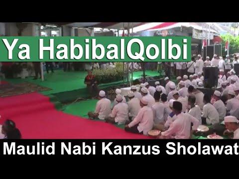 Ya Habibal Qolbi || Az Zahir BBM dan seluruh Hadroh