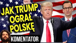 Jak Trump Ograł PIS - USA Odwołał Bana na Chiny i Huawei a Polska nie ma Deala - Analiza Komentator
