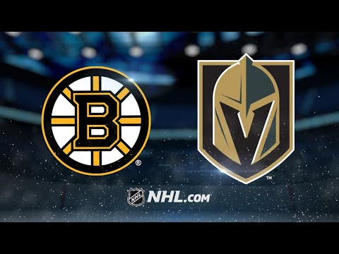 Subban gets first NHL win as Vegas beats Boston, 3-1