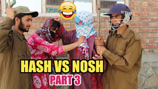 HASH VS NOSH PART 3 || ULTIMATE ROUNDERS