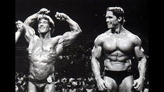 Frank Zane VS Arnold Schwarzenegger