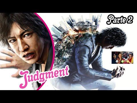 Amistad Y Amor En Kamurocho (Parte 2)/Dificil/Judgment #13 Directo (PS4)