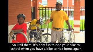Before You Ride -- PA Safe Routes Bicycle Safety Video #1