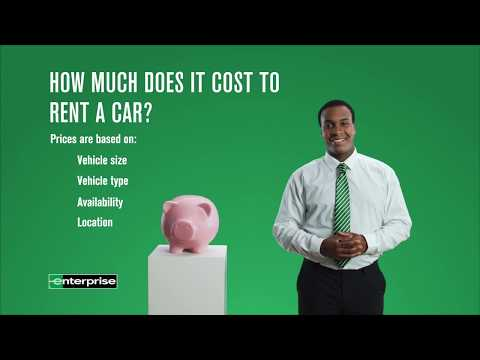 Rental Essentials Episode 6 - The Cost | Enterprise Rent-A-Car