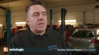 Autologic AssistPlus Testimonial Herbies, Banbury, UK