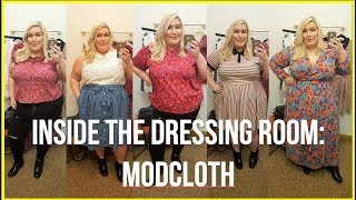 Plus Size | Inside the Dressing Room: Modcloth 2018 Spring Haul