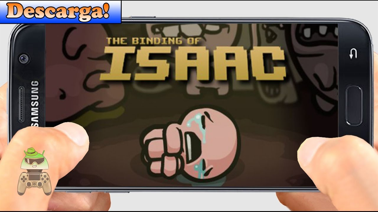 the binding of isaac android apk 2018