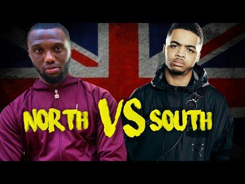 UK DRILL : NORTH LONDON VS SOUTH LONDON