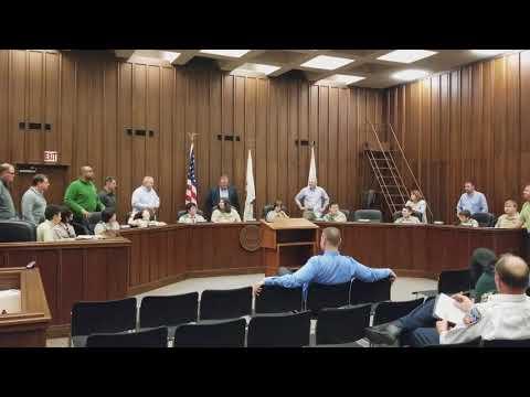 Jacksonville City Council - Boy Scouts Citizenship Day 2018