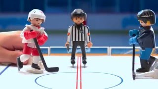 Playmobil, NHL