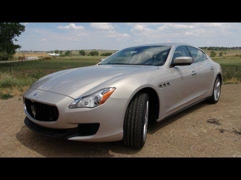 2014 Maserati Quattroporte: Quick Take Drive and Review