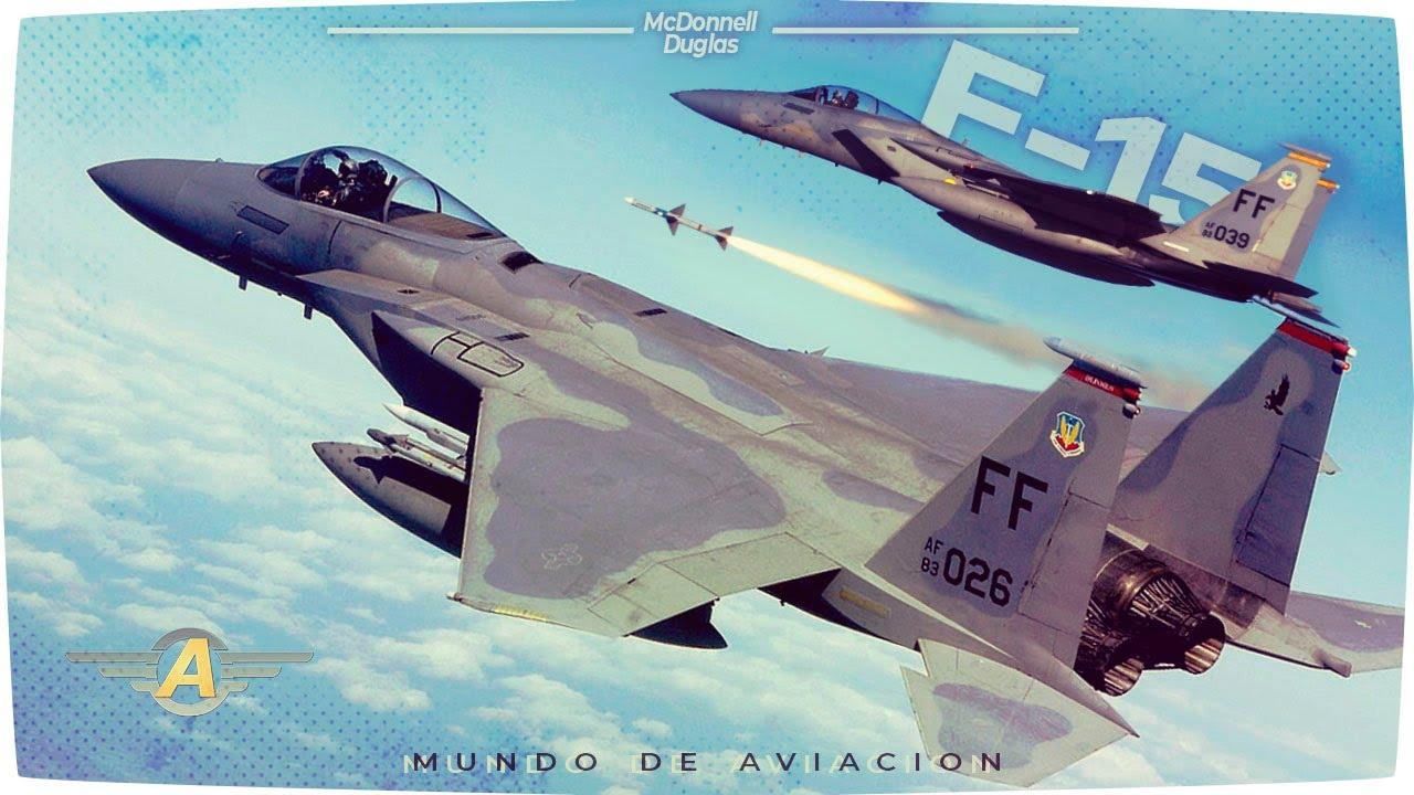 Download McDonnell Douglas F-15 Eagle - La superioridad aérea