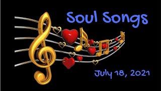 July 18, 2021 worship service