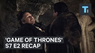 7 details you might have missed on season 7 episode 2 of
