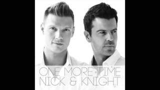 Nick and Knight - One More Time Acoustic Guitar Instrumental Cover Backing Track