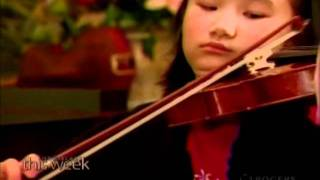 "Mercedes Cheung [Age 9]-Spotlight 11 & ""ACRA Award at age 8""-Rogers TV Lexi Dogon"