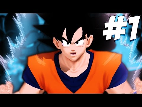 WHY IS BUDOKAI SO UGLY?! | Dragon Ball Z: Budokai (PART #1)