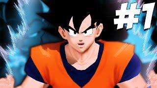 WHY IS BUDOKAI SO UGLY?!   Dragon Ball Z: Budokai (PART #1)