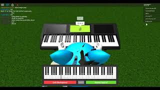 morte per glamour roblox pianoforte (foglio in descrizione)