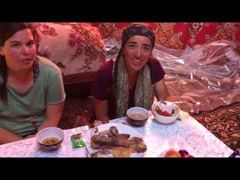 NOMADIC Yurt Life in Kyrgyzstan