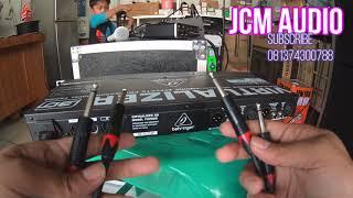 Download lagu Tutorial setting effect behringer fx2000 JCM Audio MP3