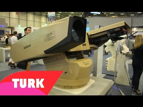 Turkish Laser Weapon System - LSS Aselsan