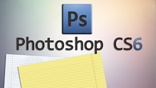 Как сделать оборвонный лист бумаги в Photoshop CS6